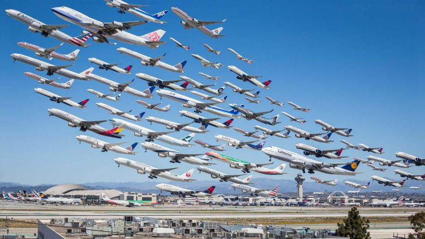 Secret military operations to divert LAX planes for a week | Jim