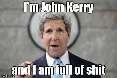John kerry asshole