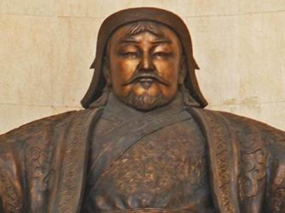 Image result for images genghis khan in winning the War in Afghanistan