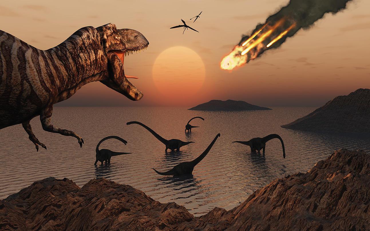 Dinosaur Extinction | Earth Blog